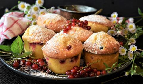 foto van muffins