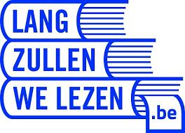 logo van LangZullenWeLezen